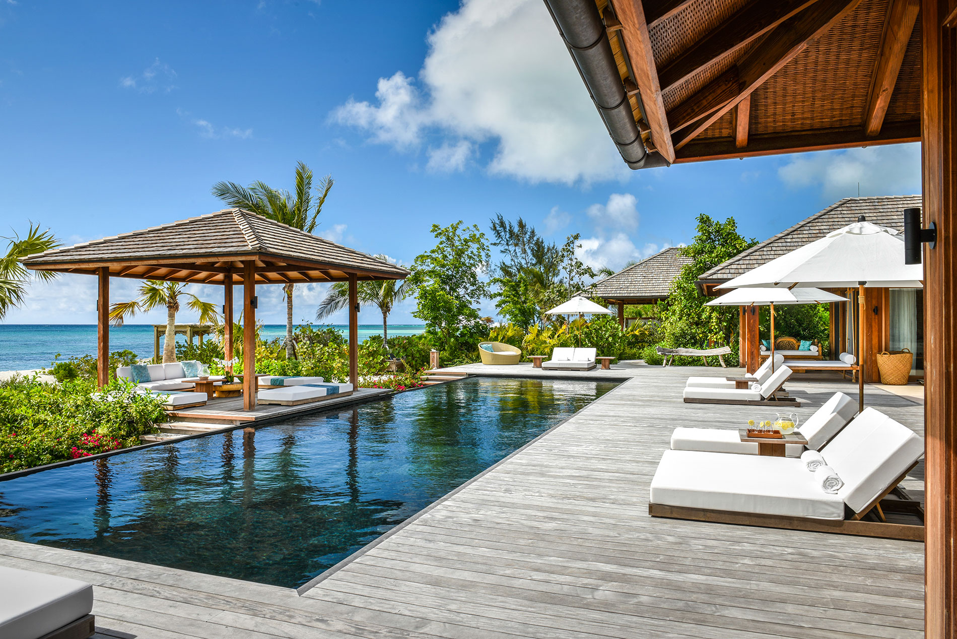 Parrot Cay Como, Turks and Caicos Luxury Resort and a Partner Hotel of The Luxury Travel Agency