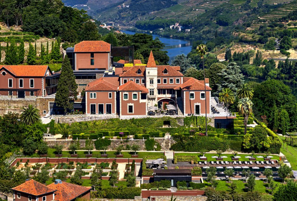 Six Senses Douro Valley, one of The Luxury Travel Agency's Partners.