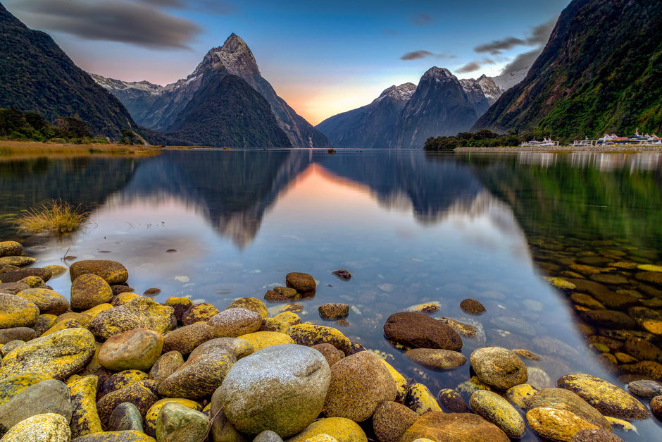 Milford Sound is a must for any trip to New Zealand.