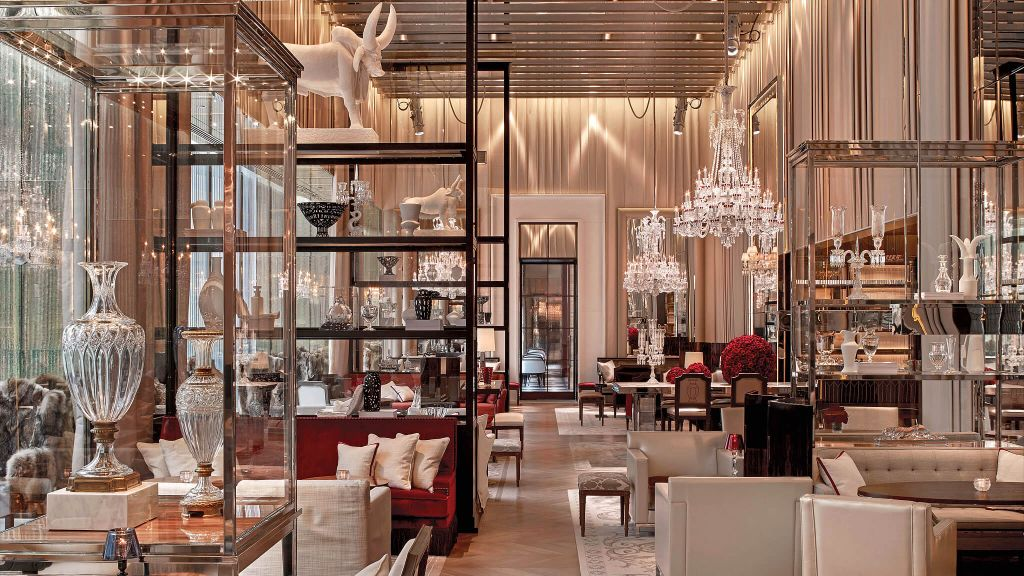 Baccarat Hotel, a Partner Hotel with The Luxury Travel Agency