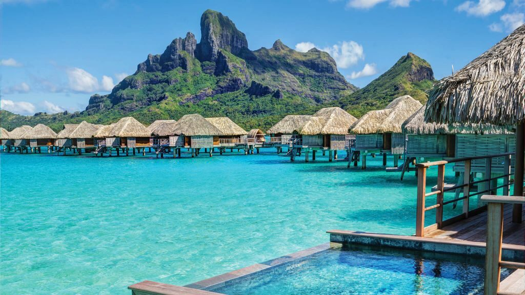 Four Seasons Bora Bora, a Partner Hotel with The Luxury Travel Agency