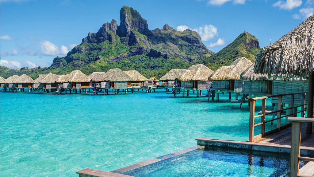 Four Seasons Bora Bora, New Zealand, a Partner Hotel with The Luxury Travel Agency