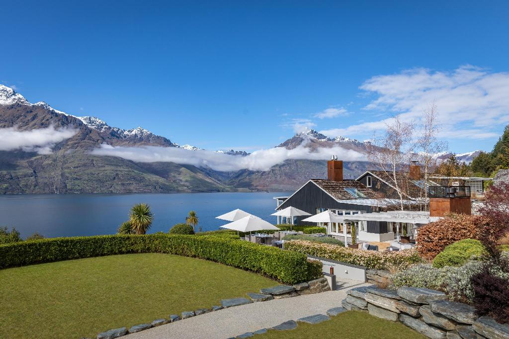 Matakauri Lodge, New Zealand, a Partner Hotel with The Luxury Travel Agency