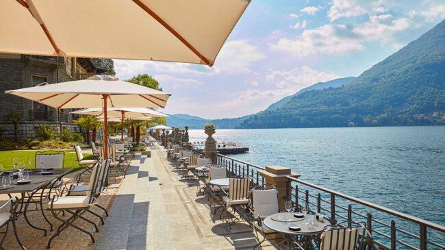 Mandarin Oriental, Lago di Como (Lake Como)