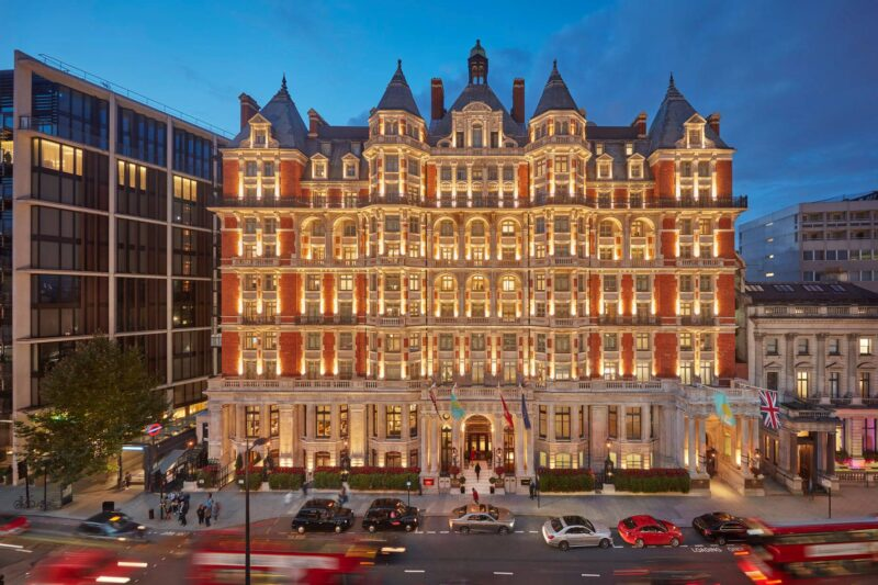 Mandarin Oriental Hyde Park, London, a Partner Hotel of The Luxury Travel Agency