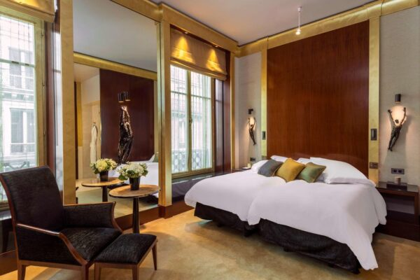 Park Hyatt Paris, a Partner Hotel of The Luxury Travel Agency