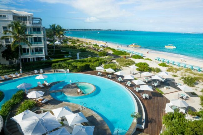 The Palms Turks and Caicos, a Partner Hotel of The Luxury Travel Agency