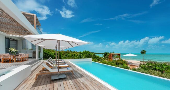 Private Villa in Turks and Caicos