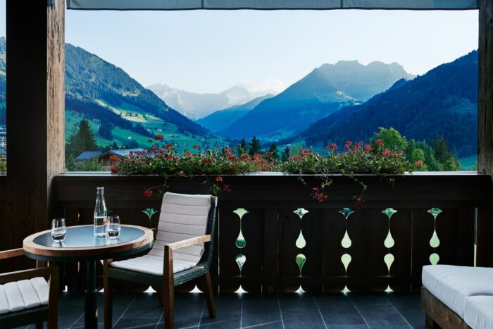Luxury Properties in the Alps
