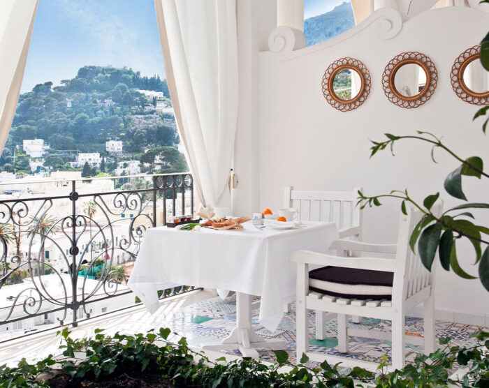 Luxury Travel in Capri Italy
