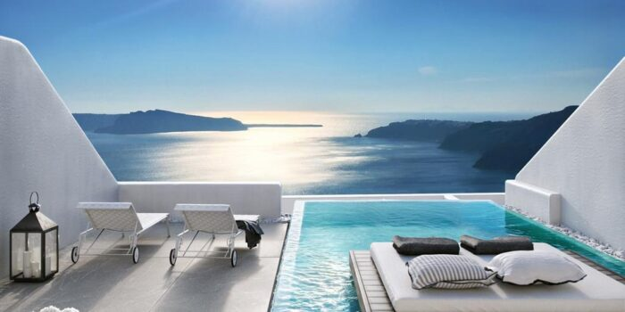 Luxurious Properties in Mykonos