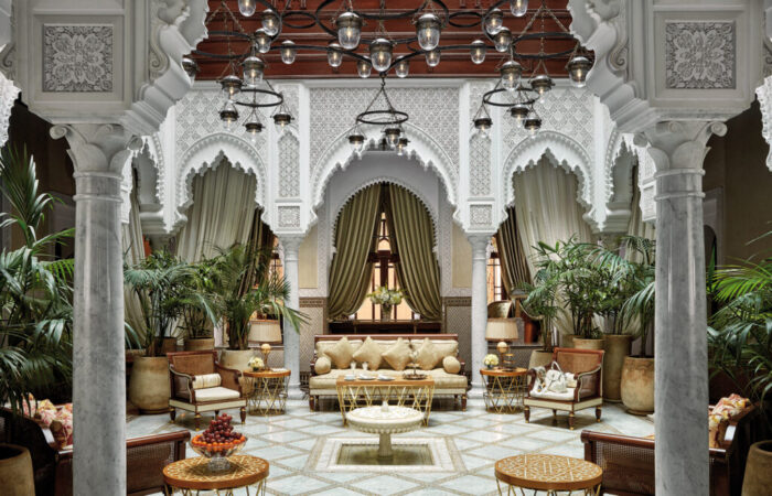 Luxurious Properties in Marrakesh
