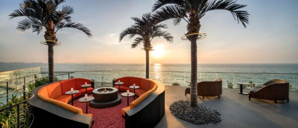 The Luxury Travel Agency loves this W Dubai bar!