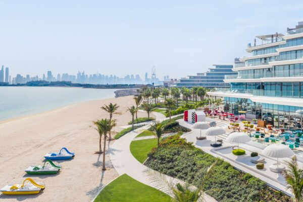 The Luxury Travel Agency's newest partner W Dubai