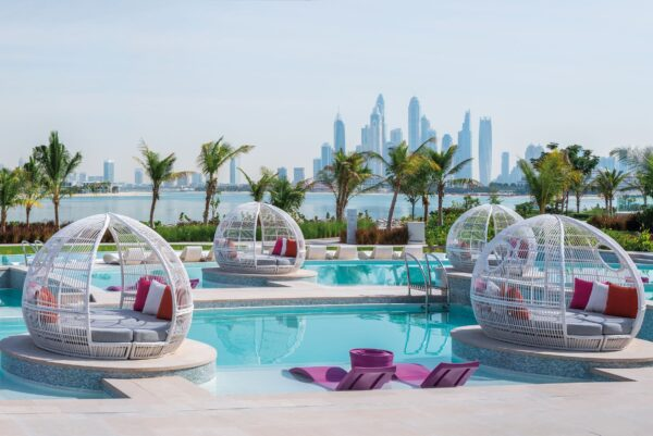 W Dubai is a top luxury travel pick