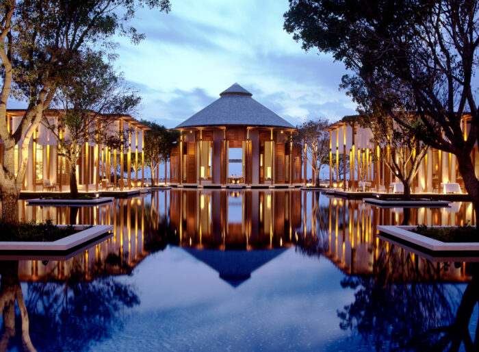 Amanyara, A Partner Hotel of The Luxury Travel Agency