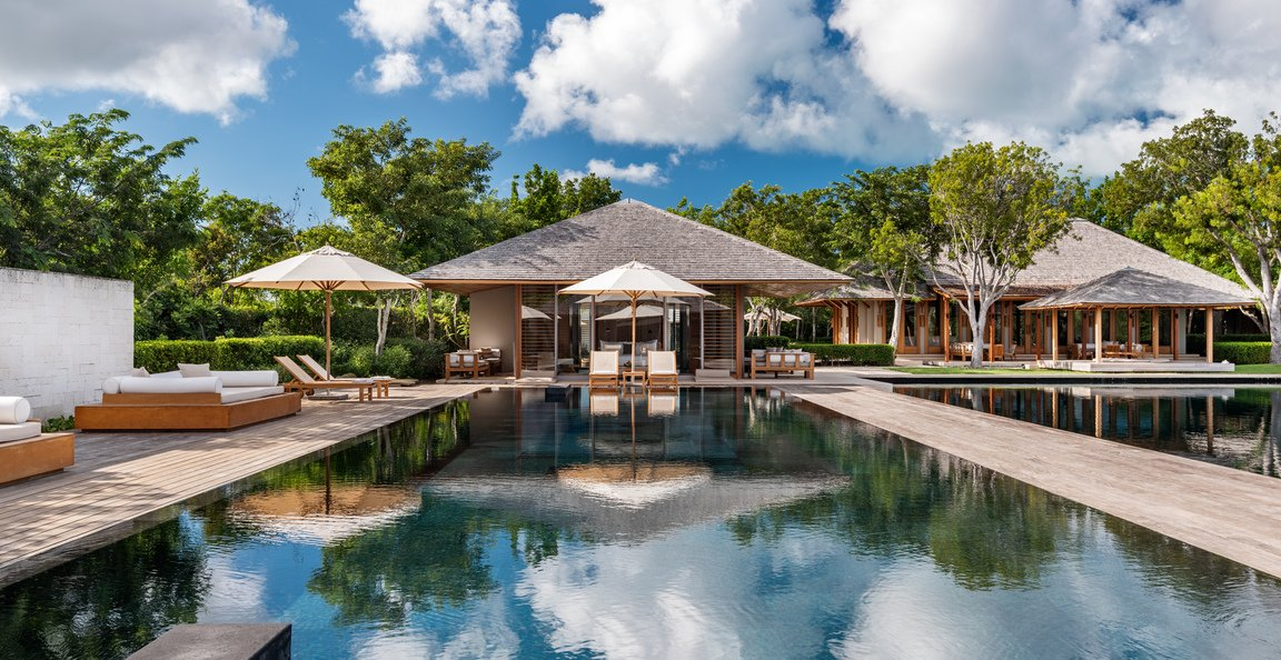 Amanyara Five Bedroom VIlla in Turks and Caicos