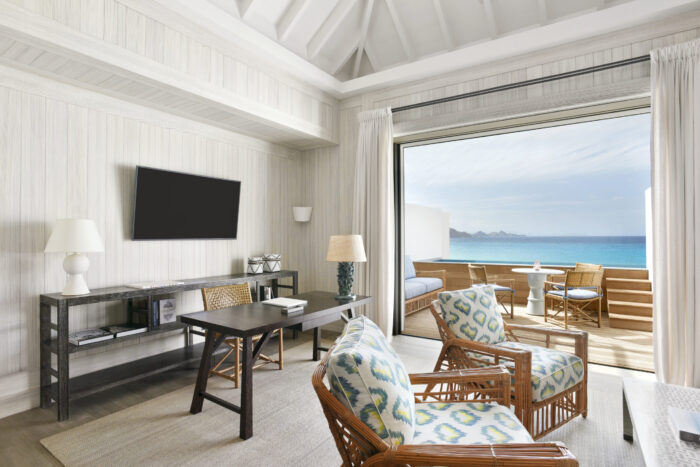 Cheval Blanc St Barthélemy, A Partner Hotel of The Luxury Travel Agency