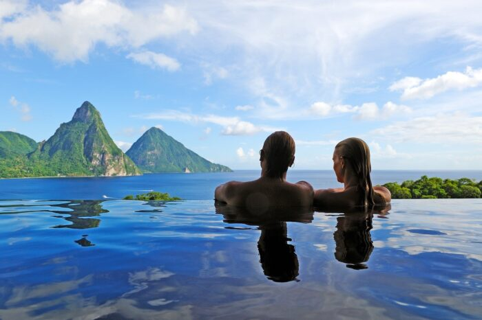 Jade Mountain Resort, A Partner Hotel of The Luxury Travel Agency
