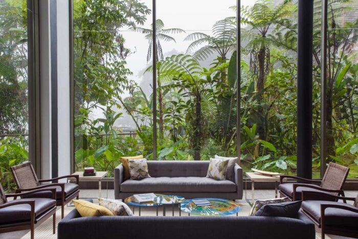 Luxurious Properties in Rainforest