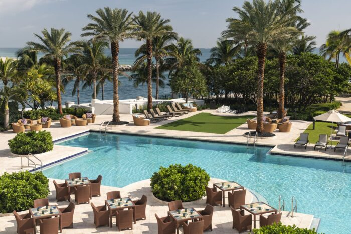 The Ritz-Carlton Bal Harbour, A Partner Hotel of The Luxury Travel Agency