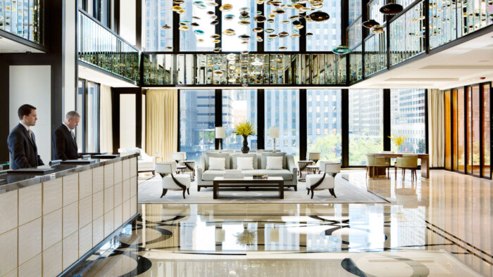 The Langham Chicago, A Partner Hotel of The Luxury Travel Agency