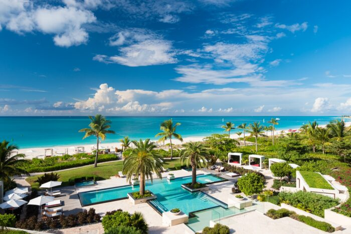Luxury Hotels in Turks & Caicos