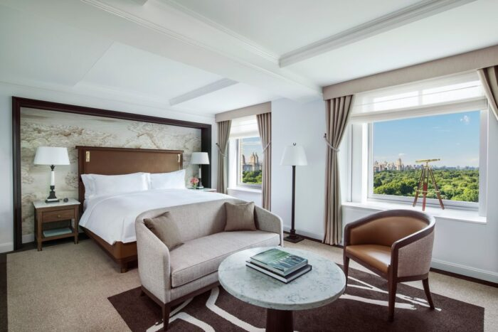 Luxury Hotels in New York City