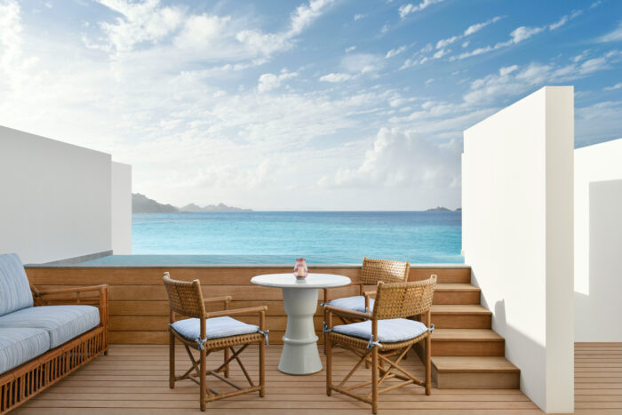 The Luxury Travel Agency loves this St Bart property