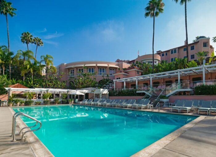 The Beverly Hills Hotels, A Partner Hotel of The Luxury Travel Agency