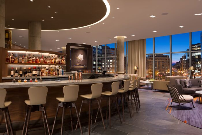 The Conrad Washington D.C., A Partner Hotel of The Luxury Travel Agency
