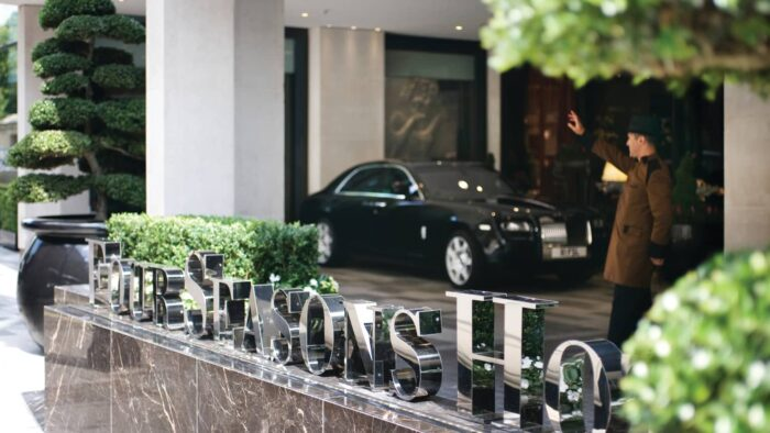 Four Season Park Lane, A Partner Hotel of The Luxury Travel Agency