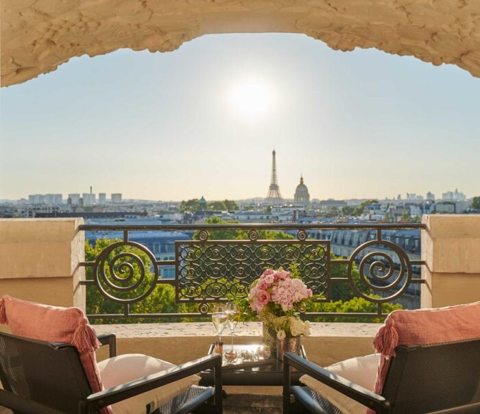 The Hotel Lutetia, A Partner Hotel of The Luxury Travel Agency