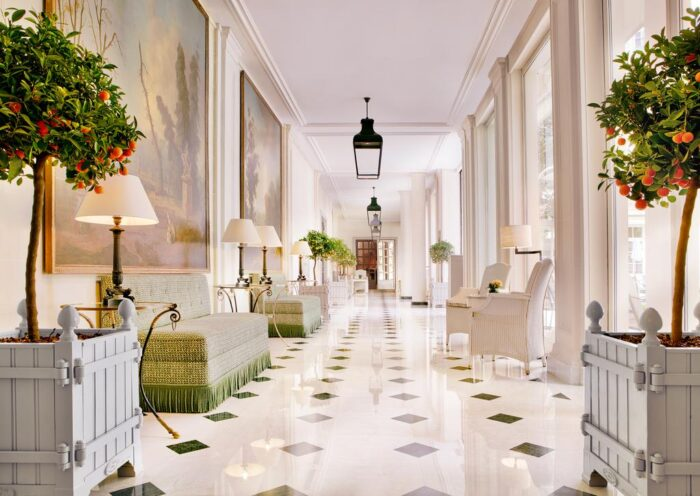 Le Bristol, A Partner Hotel of The Luxury Travel Agency
