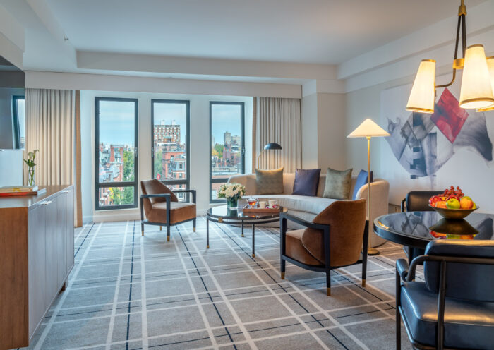 The Mandarin Oriental Boston, A Partner Hotel of The Luxury Travel Agency