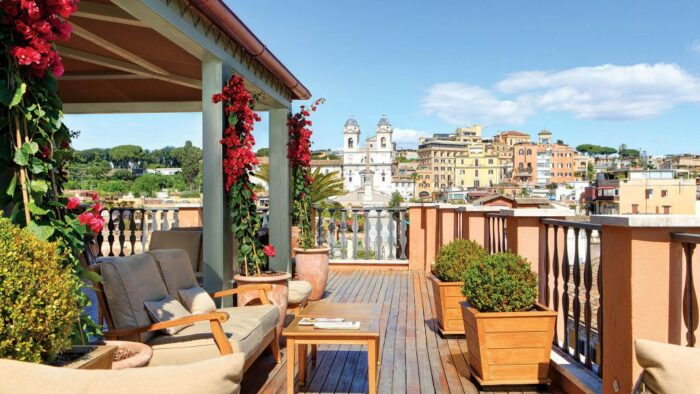 Portrait Roma, A Partner Hotel of The Luxury Travel Agency