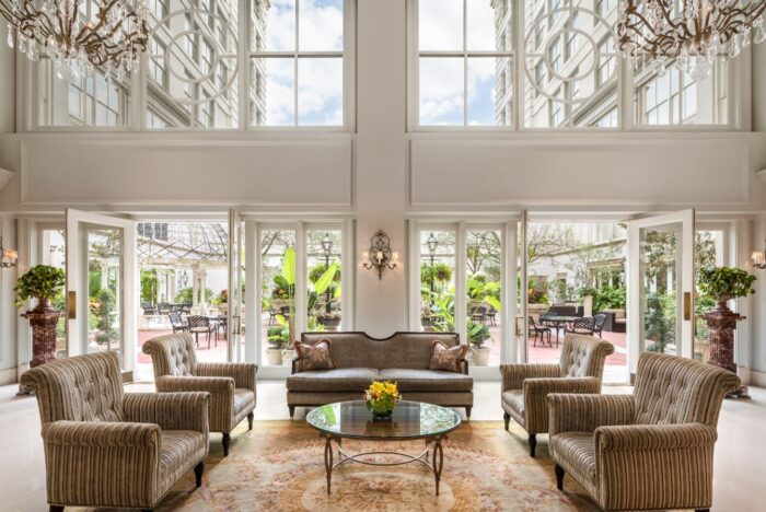 The Ritz-Carlton New Orleans, A Partner Hotel of The Luxury Travel Agency
