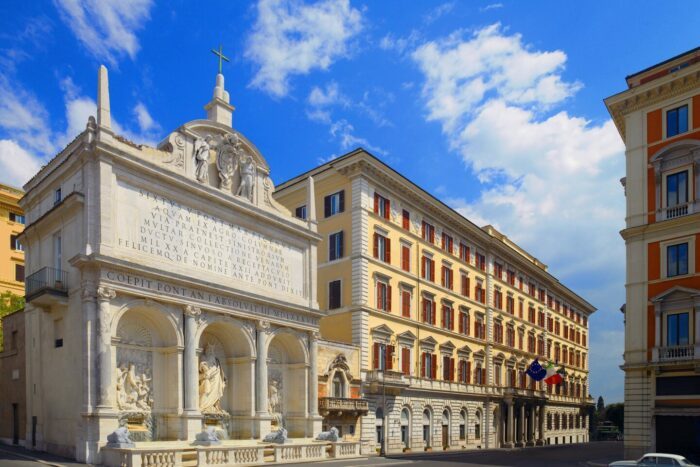 The St. Regis Rome, A Partner Hotel of The Luxury Travel Agency