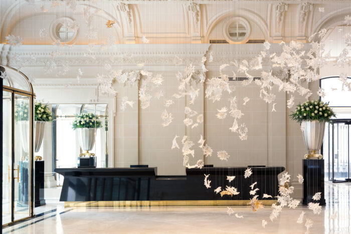 The Peninsula Paris, A Partner Hotel of The Luxury Travel Agency