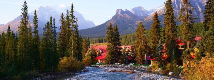 Luxury Hotels in Alberta