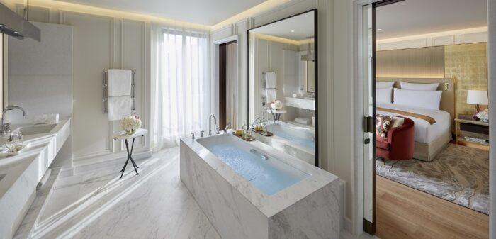 Mandarin Oriental Parisian Apartment