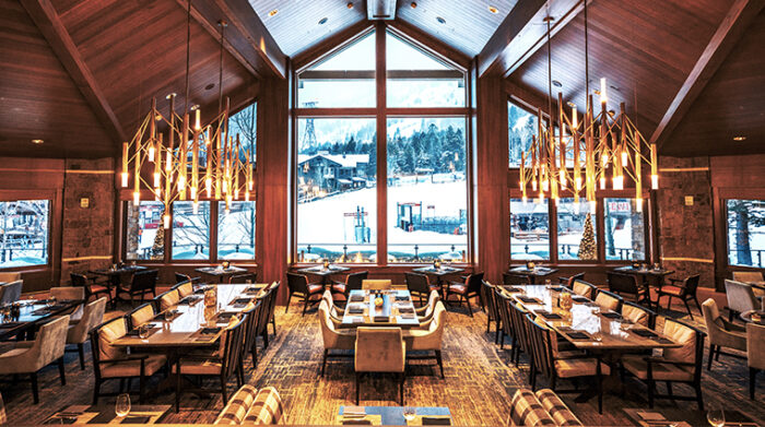Luxury Ski Resorts Wyoming
