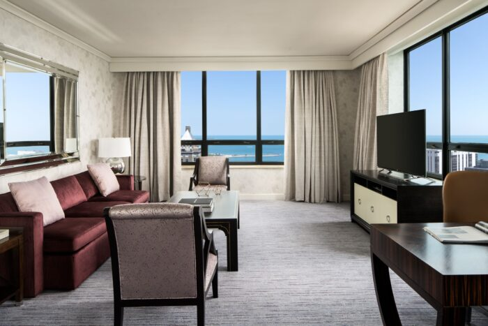 The Luxury Travel Agency loves this luxury hotel