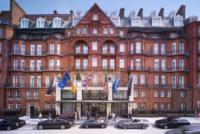 Claridge's, A Partner Hotel of The Luxury Travel Agency