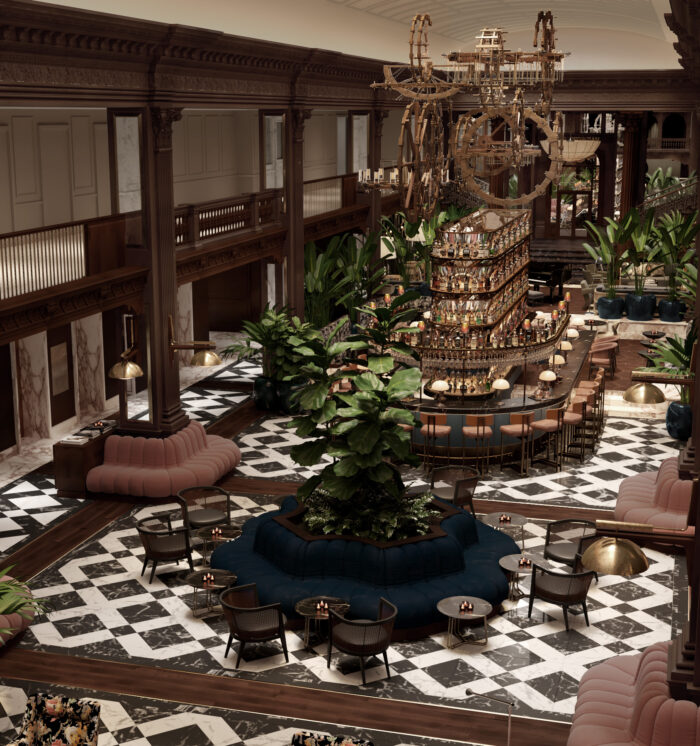 The Fairmont Olympic Hotel, A Partner Hotel of The Luxury Travel Agency