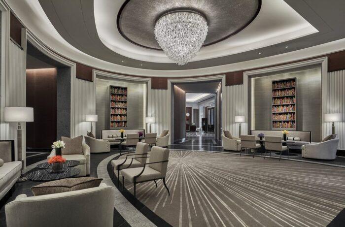 Four Seasons Hotel One Dalton Street, A Partner Hotel of The Luxury Travel Agency