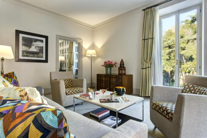 Hotel De Russie, A Partner Hotel of The Luxury Travel Agency