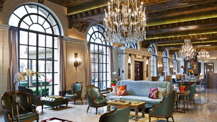 The St. Regis Washington D.C., A Partner Hotel of The Luxury Travel Agency