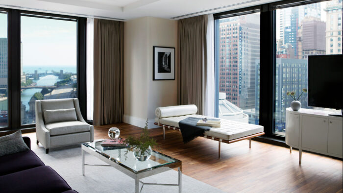 The Langham Hotel Chicago, A Partner Hotel of The Luxury Travel Agency