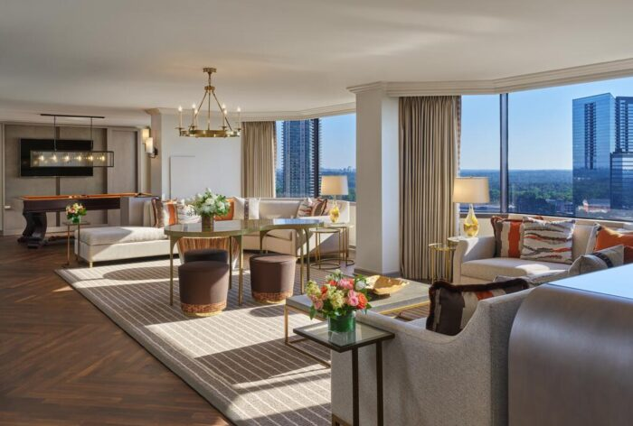 The Whitley, A Partner Hotel of The Luxury Travel Agency